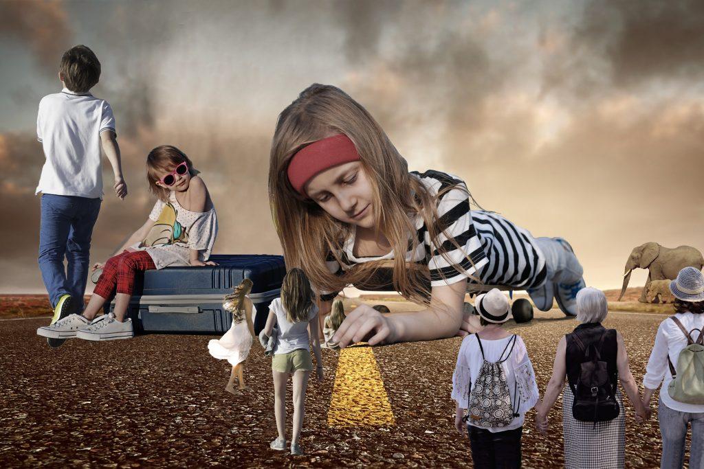Los niños milagrosamente protegidos del COVID19